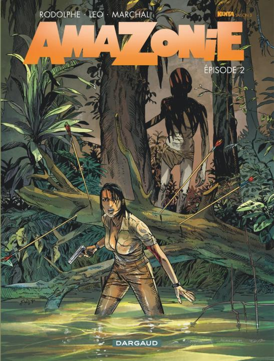 AMAZONIE - TOME 2 - TOME 2 RODOLPHE/LEO Dargaud