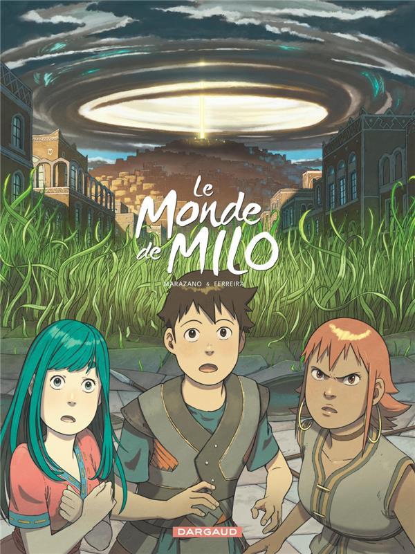 MONDE DE MILO (LE) - TOME 6 - MONDE DE MILO (LE) - TOME 6 - LE MONDE DE MILO