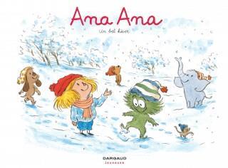 ANA ANA - T14 - ANA ANA - UN BEL HIVER