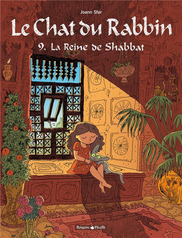 LE CHAT DU RABBIN  - TOME 9 - LA REINE DE SHABBAT SFAR JOANN DARGAUD