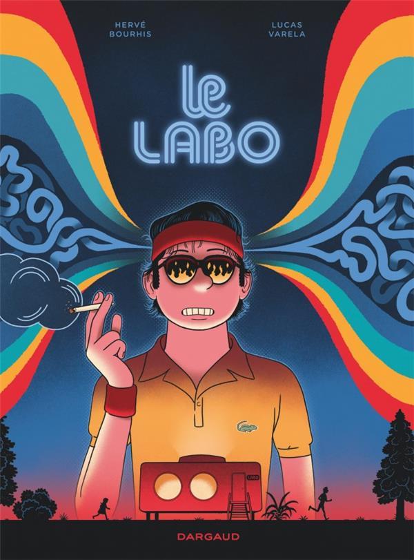 LE LABO BOURHIS, HERVE  NC