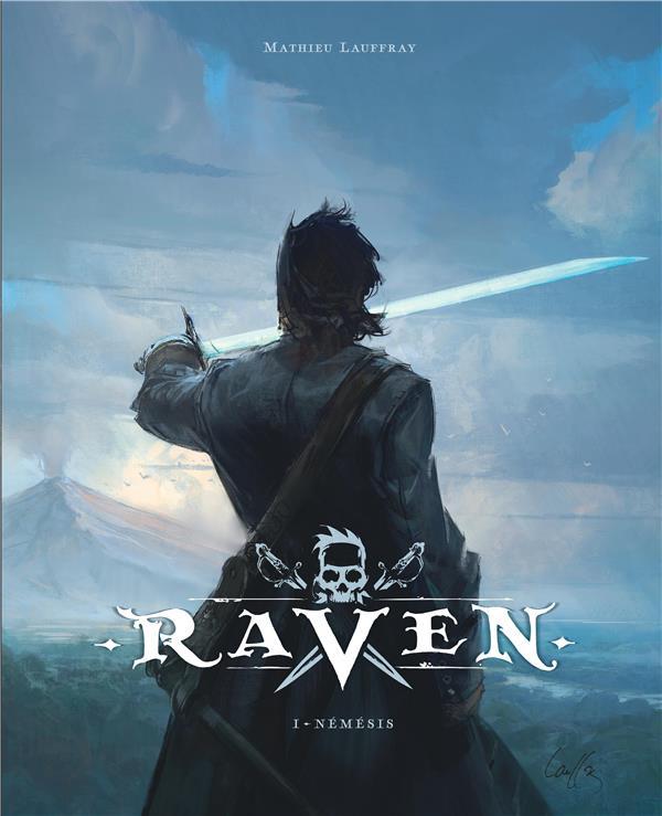 RAVEN T.1  -  NEMESIS