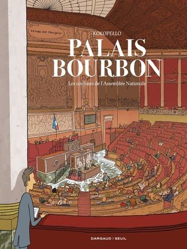 PALAIS BOURBON, LES COULISSES KOKOPELLO NC