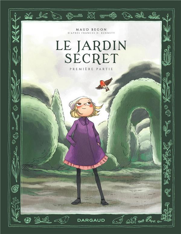 LE JARDIN SECRET T.1   DARGAUD