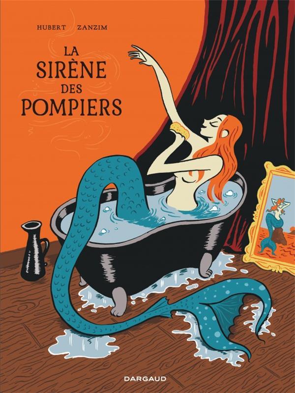 LA SIRENE DES POMPIERS HUBERT/ZANZIM NC