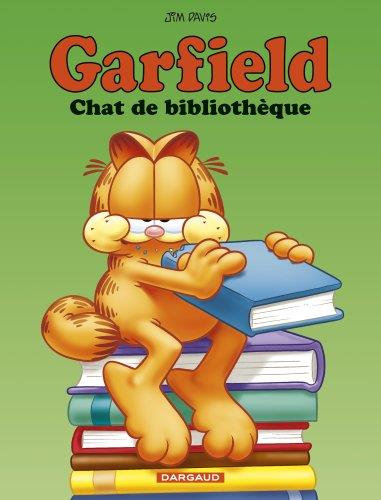 GARFIELD - TOME 72 - CHAT DE BIBLIOTHEQUE