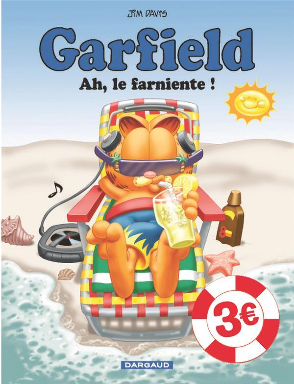 GARFIELD T.11  -  AH, LE FARNIENTE ! DAVIS JIM DARGAUD