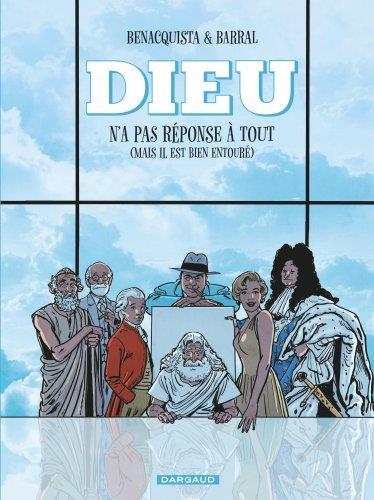 DIEU N'A PAS REPONSE A TOUT - TOME 1  NOUVELLE EDITION, CHANGEMENT DE COUVERTURE XXX DARGAUD