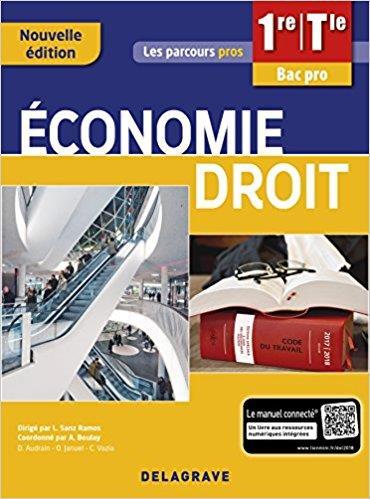 Ressources : Économie - Droit, terminale BEP