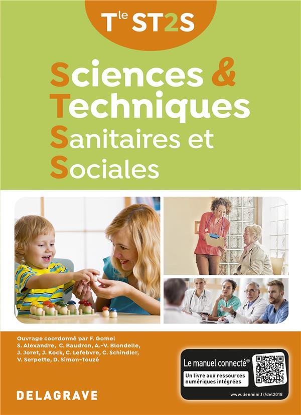 COLLECTIF - SCIENCES ET TECHNIQUES SANITAIRES ET SOCIAL