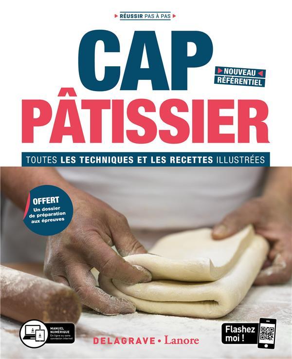 CAP PATISSIER 2020 COLLECTIF DELAGRAVE