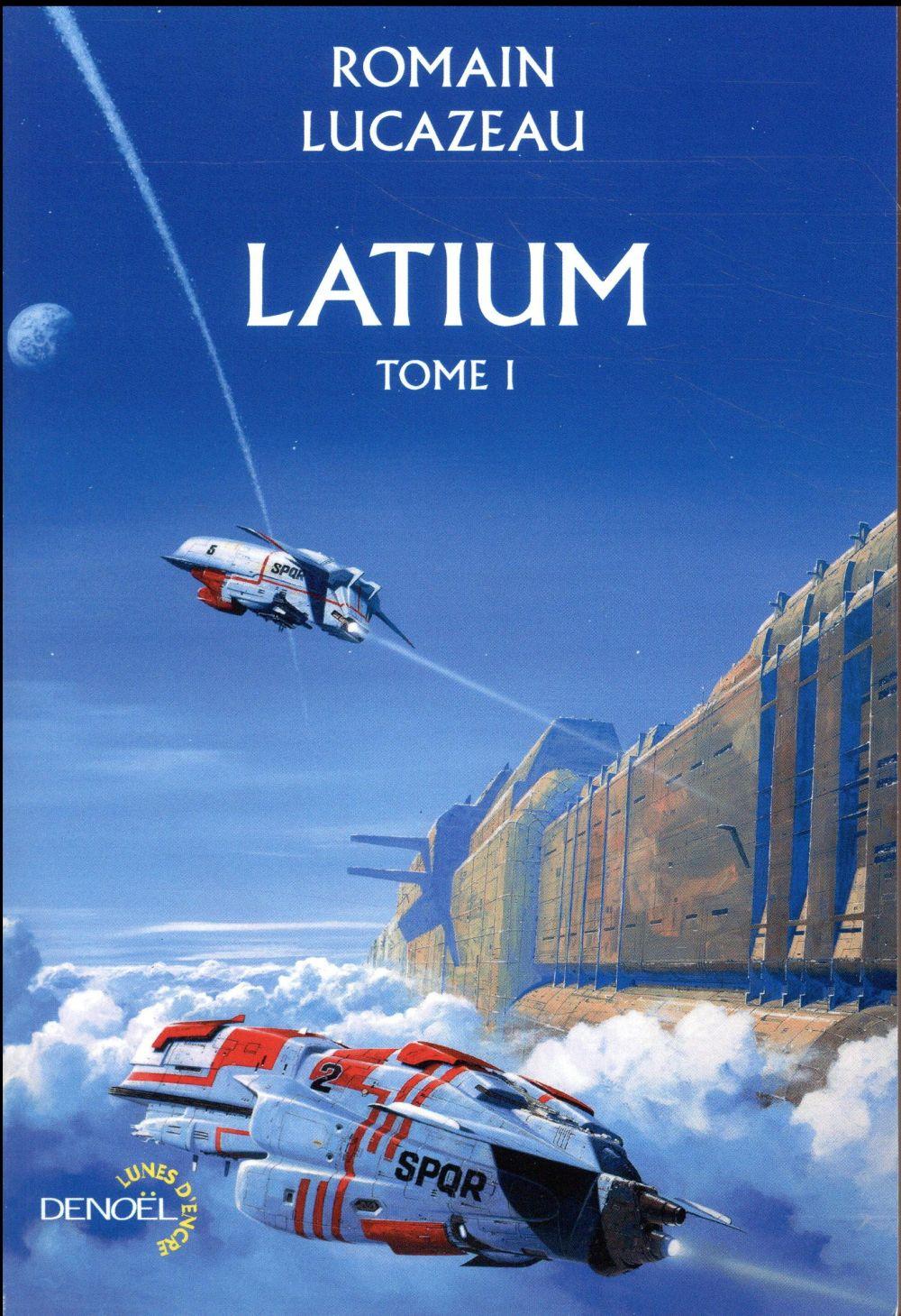 LATIUM (TOME 1)
