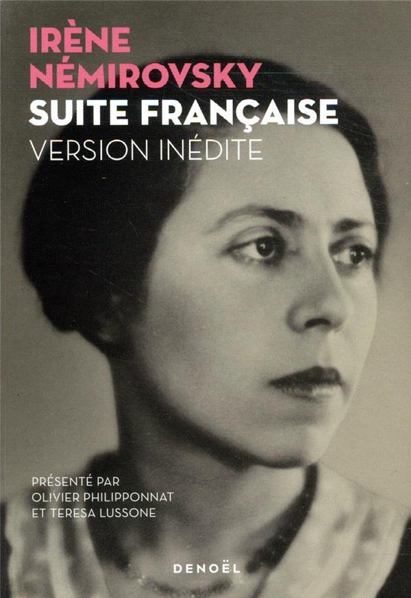 SUITE FRANCAISE  -  TEMPETE EN JUIN, LE MANUSCRIT RETROUVE NEMIROVSKY IRENE CERF