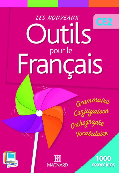 LES NOUVEAUX OUTILS POUR LE FRANCAIS  -  CE2  -  LIVRE DE L'ELEVE (EDITION 2013) AMINTA Magnard