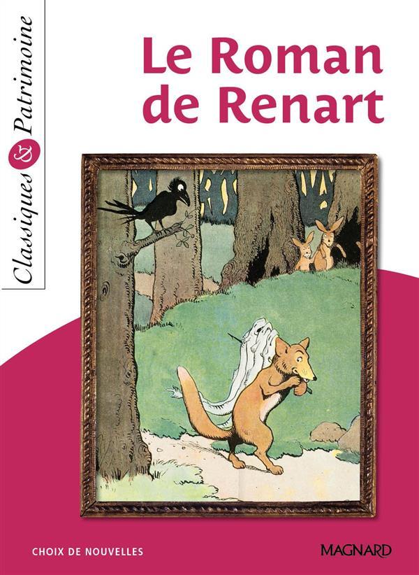 - LE ROMAN DE RENART