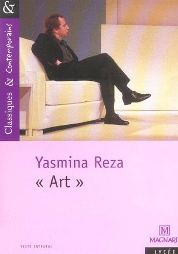 REZA YASMINA - 40  ART