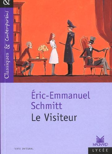 N  42 LE VISITEUR SCHMITT ERIC-EMMANUE MAGNARD