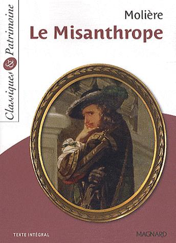 MOLIERE - N.23 LE MISANTHROPE