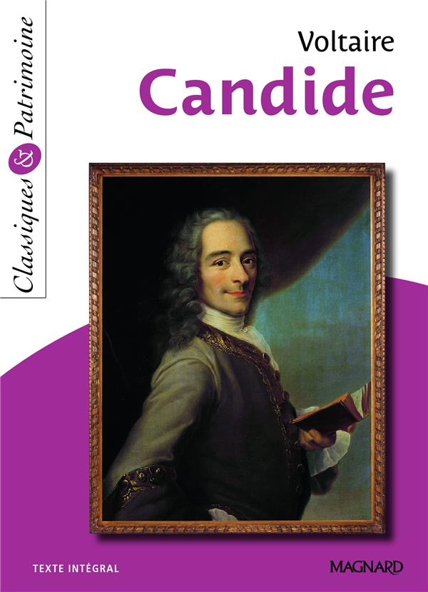 CANDIDE VOLTAIRE MAGNARD