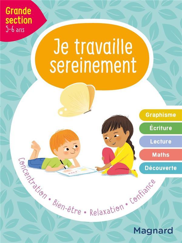 JE TRAVAILLE SEREINEMENT  -  GS HEMPTINNE/FORNY MAGNARD