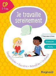 JE TRAVAILLE SEREINEMENT  -  CP HEMPTINNE/GREMAUD MAGNARD