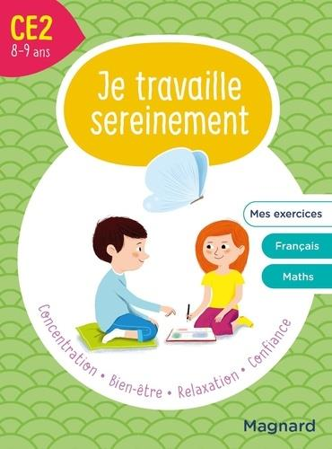 JE TRAVAILLE SEREINEMENT  -  CE2 HEMPTINNE MAGNARD