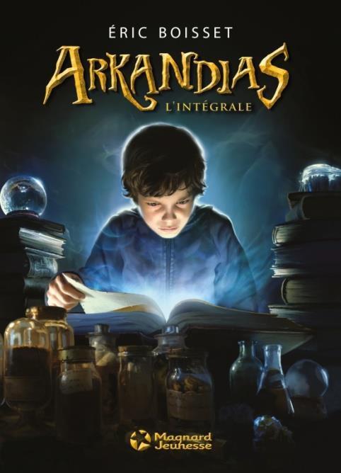 ARKANDIAS, L'INTEGRALE POCHE 2019
