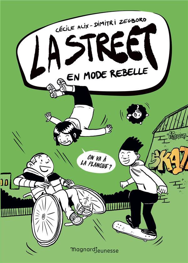 LA STREET 2 ALIX CECILE MAGNARD