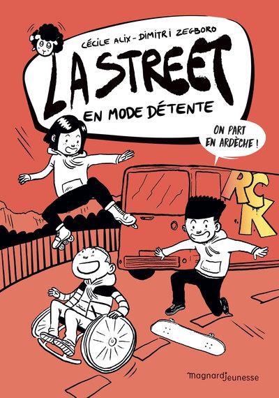 LA STREET 3  -  EN MODE DETENTE ALIX CECILE MAGNARD