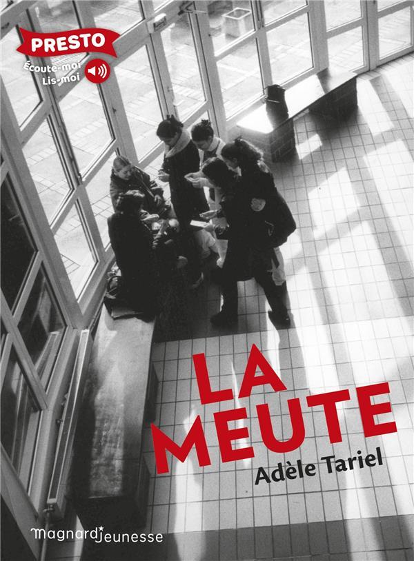 LA MEUTE TARIEL ADELE MAGNARD