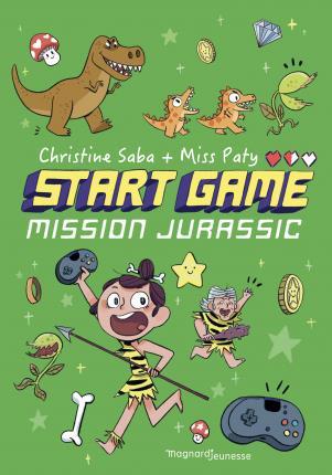 START GAME 2 - MISSION JURASSIC SABA/MISS MAGNARD