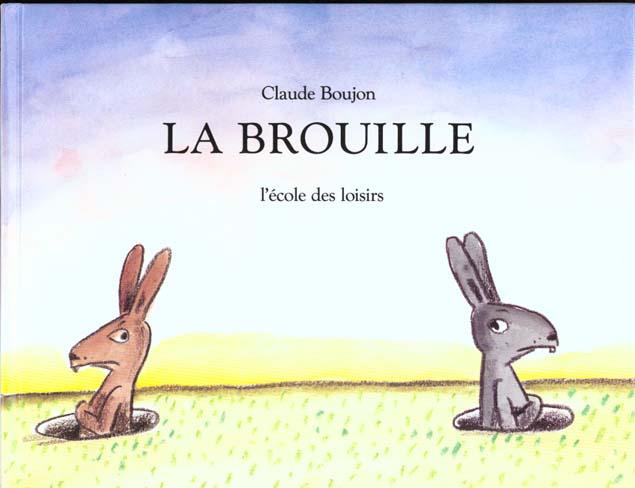 LA BROUILLE BOUJON, CLAUDE EDL