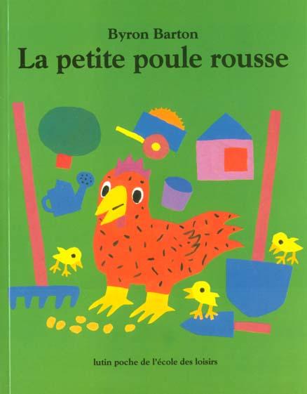 LA PETITE POULE ROUSSE BARTON, BYRON EDL