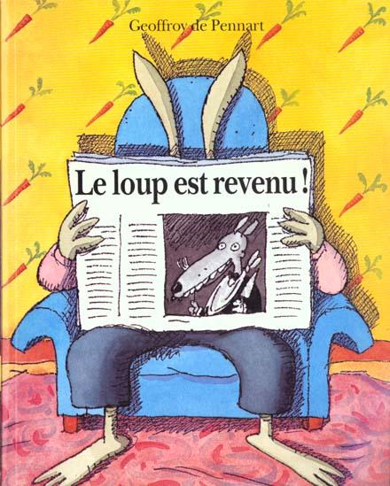 LE LOUP EST REVENU PENNART DE GEOFFROY EDL