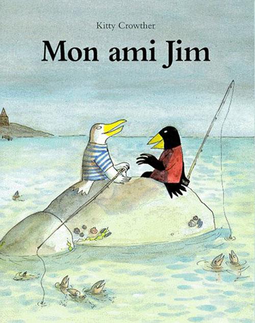 MON AMI JIM CROWTHER, KITTY EDL