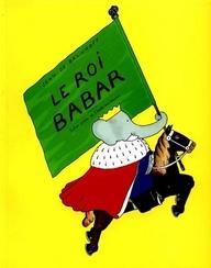 LE ROI BABAR BRUNHOFF J DE EDL
