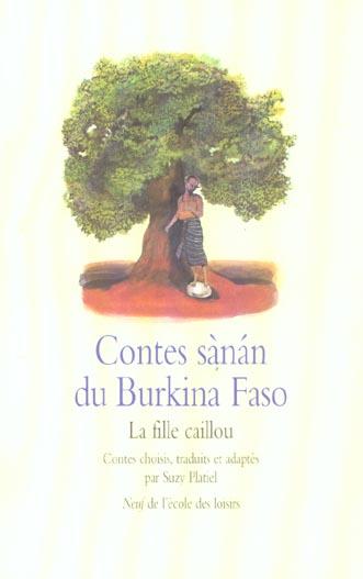 CONTES SANAN DU BURKINA FASO FILLE