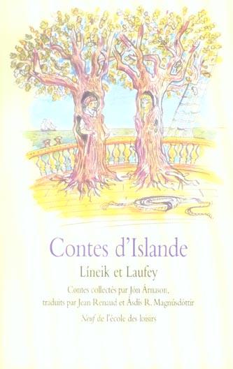 CONTES D ISLANDE LINEIK ET LAUFEY