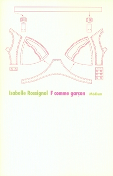 F COMME GARCON ROSSIGNOL ISABELLE EDL