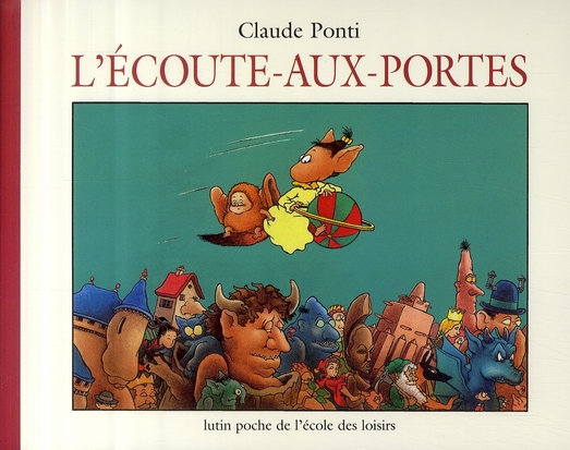 L'ECOUTE-AUX-PORTES PONTI CLAUDE EDL