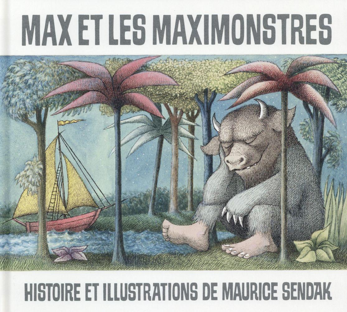 MAX ET LES MAXIMONSTRES (ALBUM) (NE)