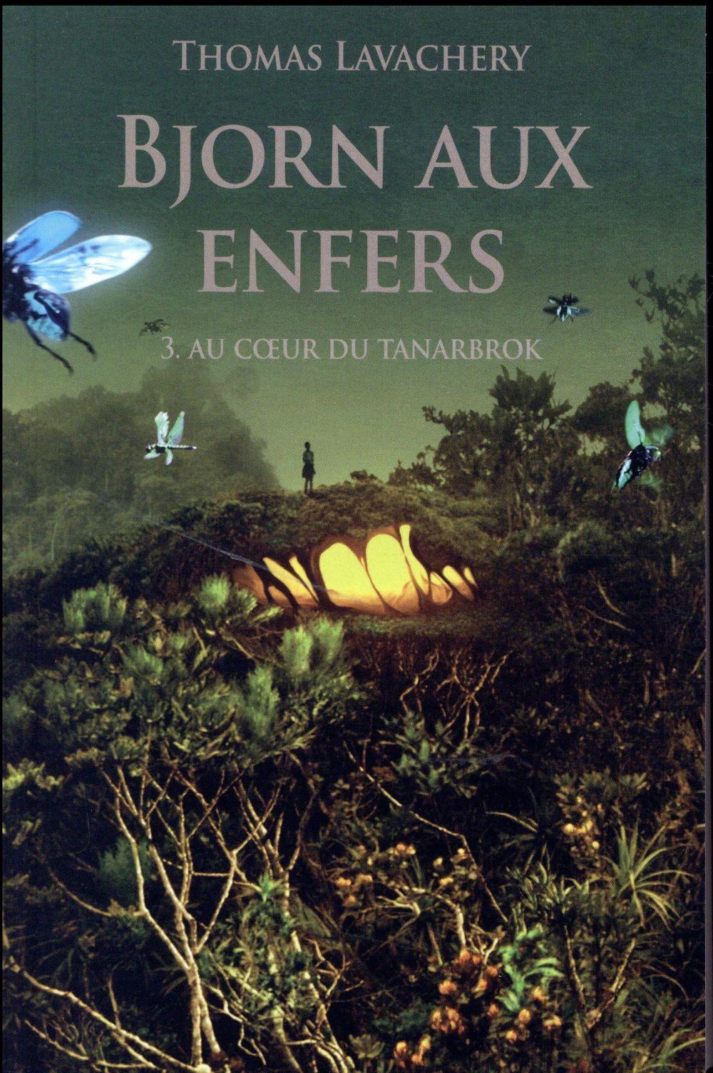 BJORN AUX ENFERS T3 POCHE AU COEUR DE TANABROCK