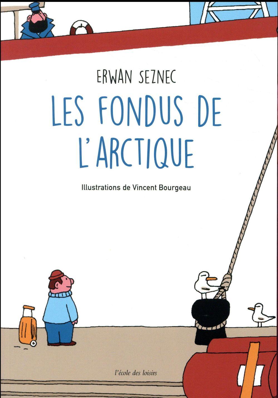 LES FONDUS DE L'ARCTIQUE