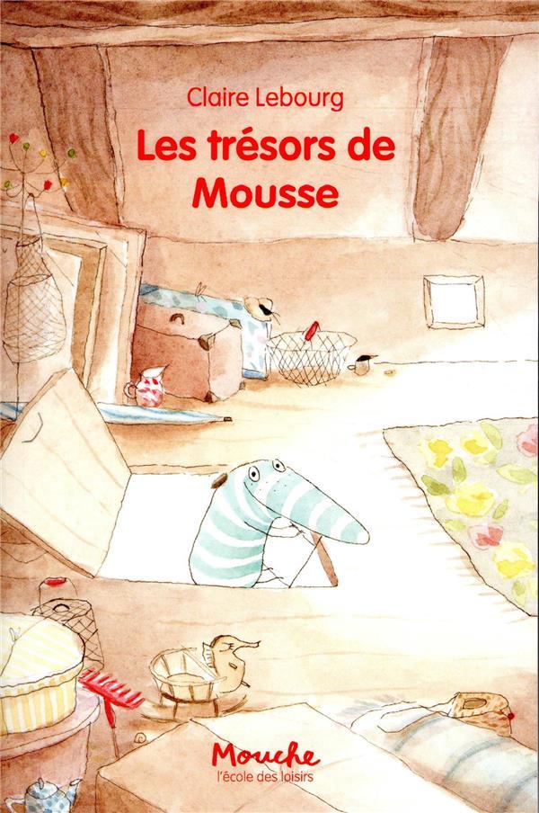 LES TRESORS DE MOUSSE