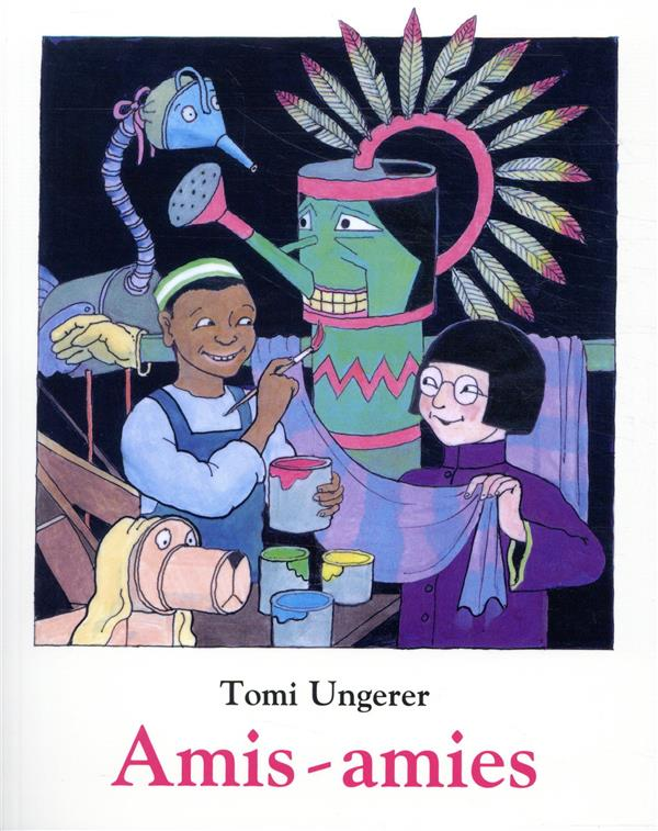 AMIS-AMIES UNGERER TOMI / WINKL EDL