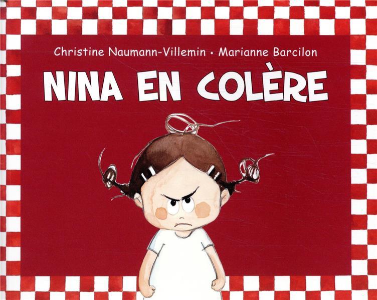 NINA EN COLERE NAUMANN-VILLEMIN EDL