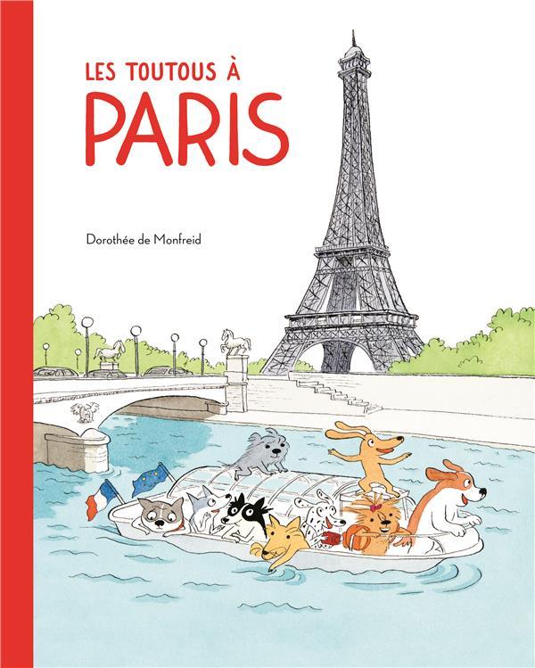 LES TOUTOUS A PARIS  EDL