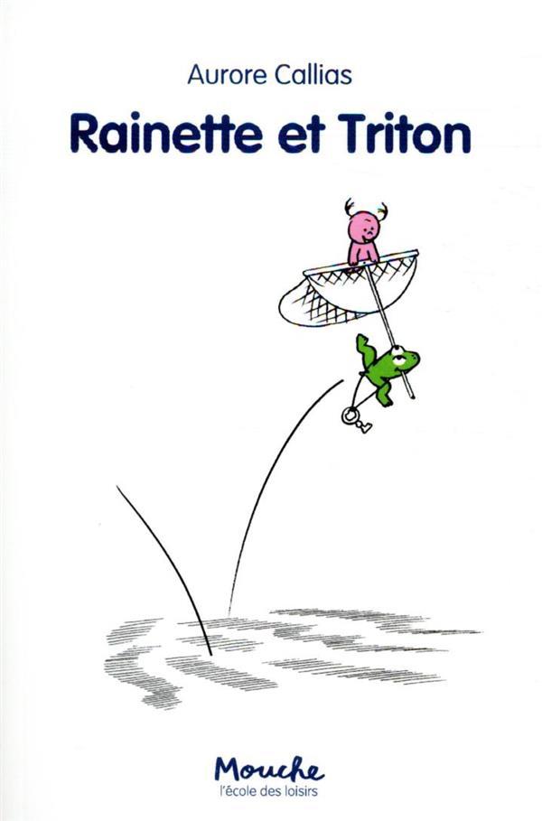 RAINETTE ET TRITON CALLIAS, AURORE EDL