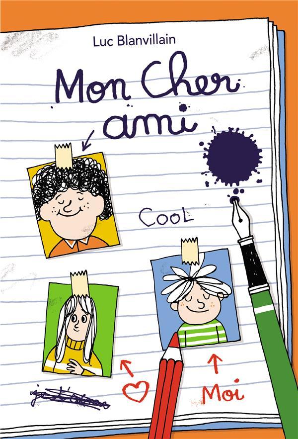 MON CHER AMI