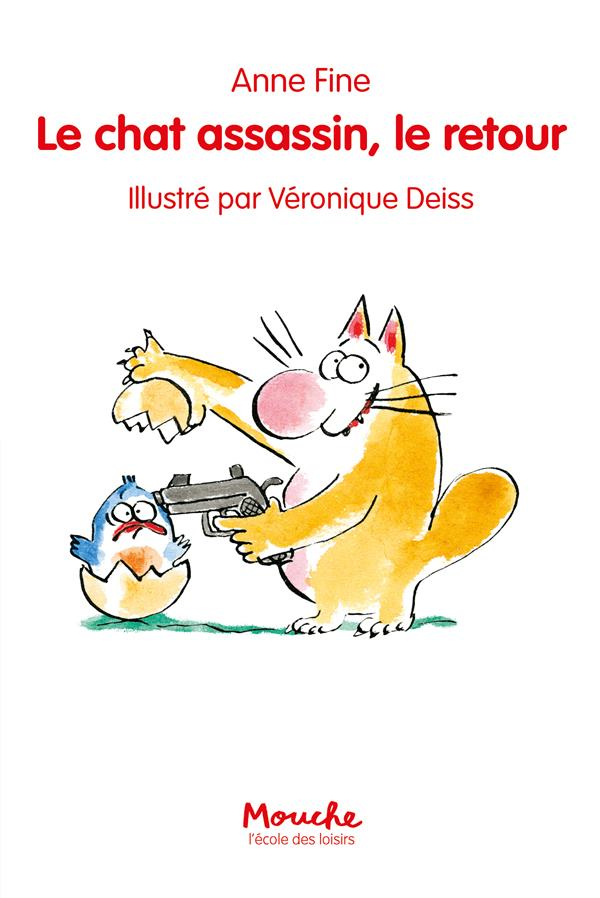 CHAT ASSASSIN LE RETOUR (LE) ( FINE/DEISS EDL